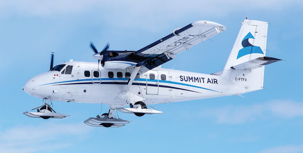 Summit Air sold its last DHC-6 Twin Otter in February of 2019. It marked the end of an era for the 20-year-old operation.