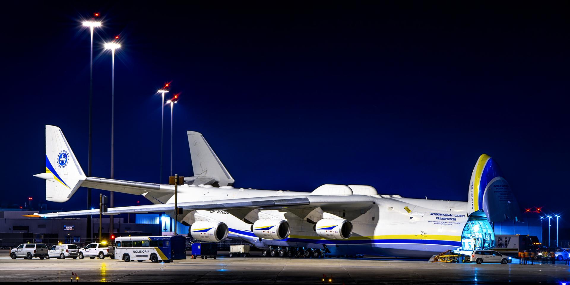Celian Genier/Nolinor Aviation Photo