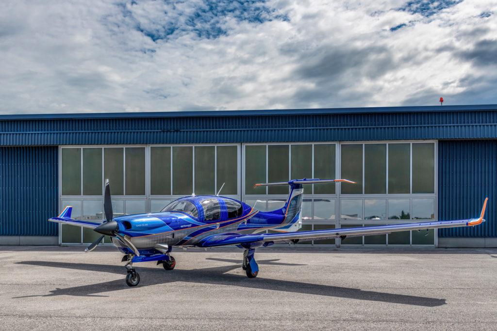 Diamond DA-50 RG launch announced | Get Into Flying