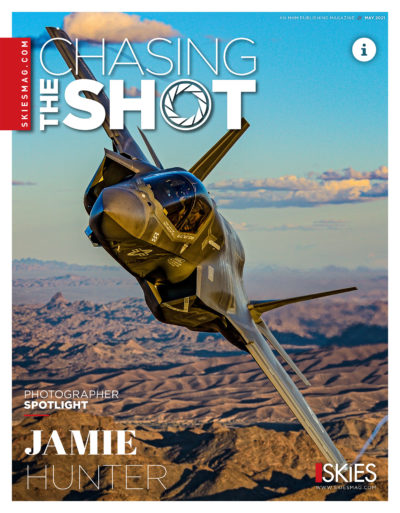 Newest issue of Chasing the Shot Magazine