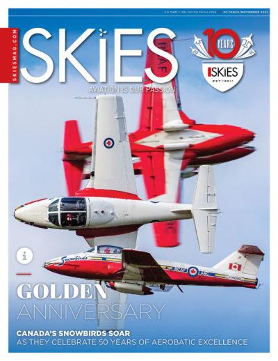 Newest issue of Skies Magazine